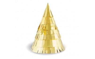 Czapeczka papierowa Złote...
