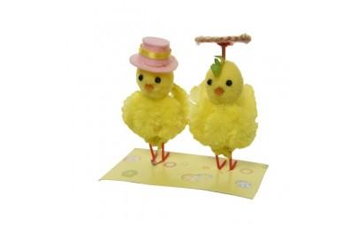 Kurczak w kapeluszu/ w...