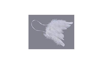 Skrzydła anioła zawieszka 16cm