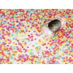 Konfetti Push Pop 8mm kolorowe