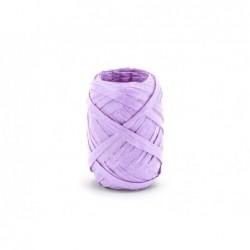 Wstążka rafia liliowa 5mm x...