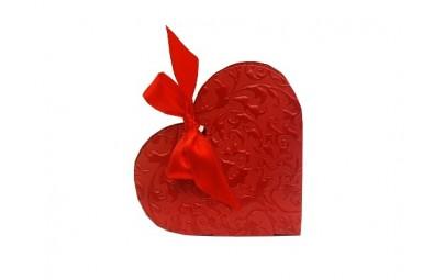 Pudełeczko dla gości serce...